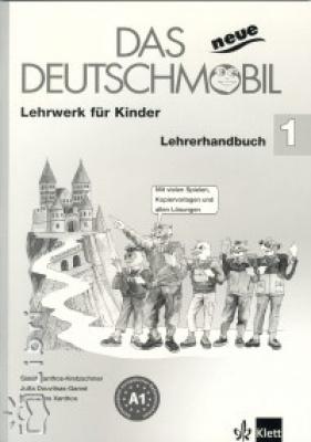 Das neue Deutschmobil 1 tanári könyv