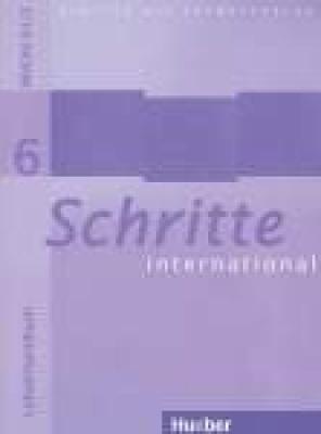 Schritte International 6 Lehrerhandbuch