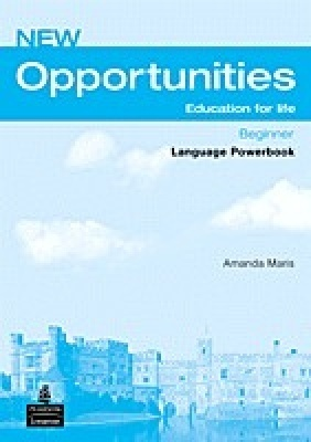 New Opportunities Beginer L. P.book