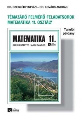 Témazáró felmérő feladatsorok matematika 11.o. tanulói