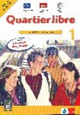 Quartier libre 1 + Audio-CD
