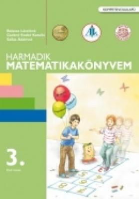Harmadik matematikakönyvem I. kötet Kompetenciaalapú