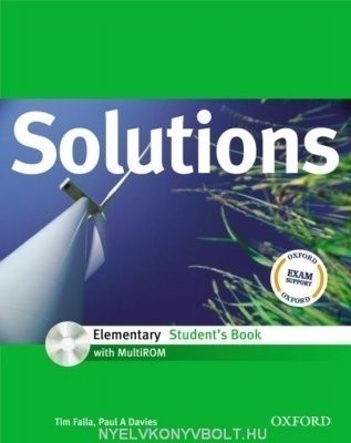 Solutions Elementary Student