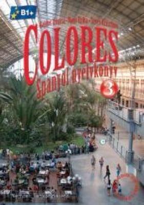 COLORES 3. SPANYOL NYELVKÖNYV