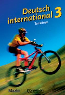 Deutsch international 3 Tankönyv