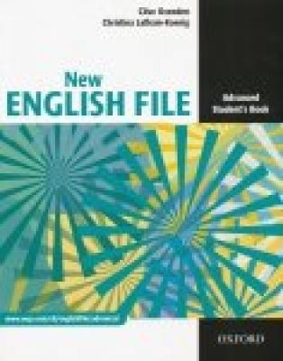 New English File Advanced Workbook