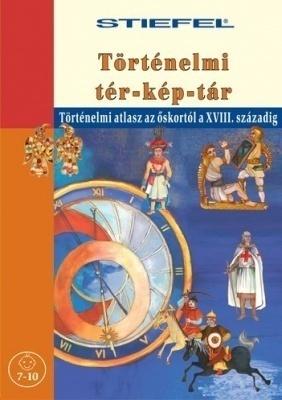 Történelmi tér-kép-tár I. 5-6.o.