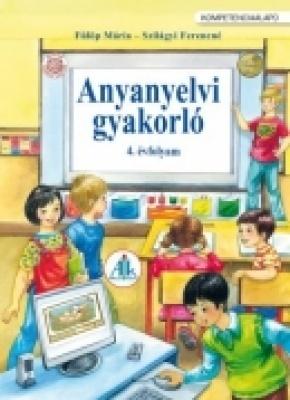 Anyanyelvi gyakorlófüzet 4. o. Kompetenciaalapú
