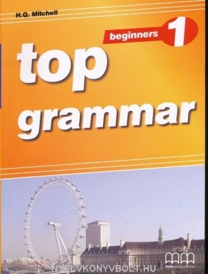 Top grammar Beginer Students book
