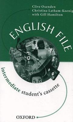 English File Intermediate Class Cassette