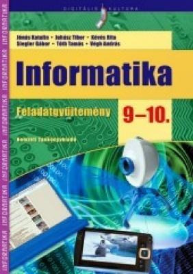 Informatika feladatgyűjtemény 9.-10