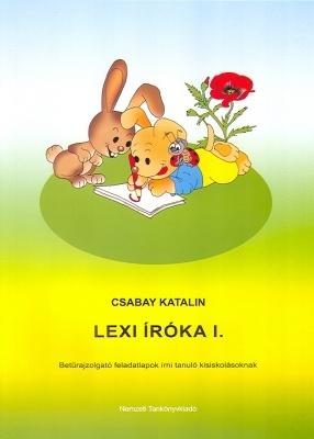 LEXI íróka I. Betűvázoló mesetankönyv 6-8 éveseknek