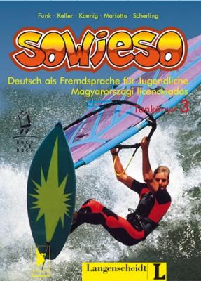 Sowieso 3 tankönyv
