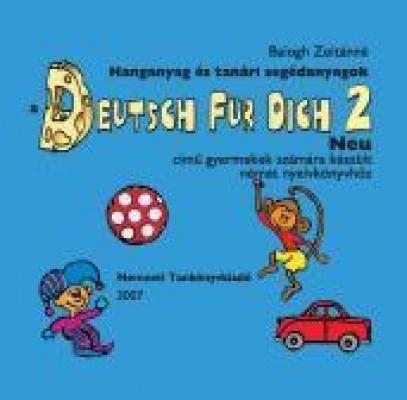 Deutsch für Dich Neu 2. CD