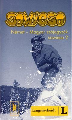 Sowieso 2 - Német-magyar szójegyzék