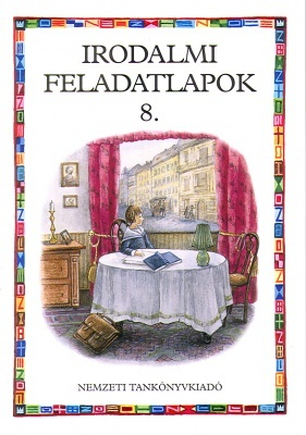 IRODALMI FELADATLAPOK 8.