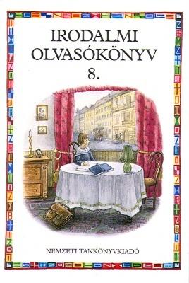 Irodalmi olvasókönyv 8.