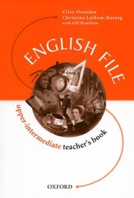 English File Upper-Intermediate TB