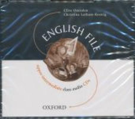 English File Upper-Intermediate Class CD