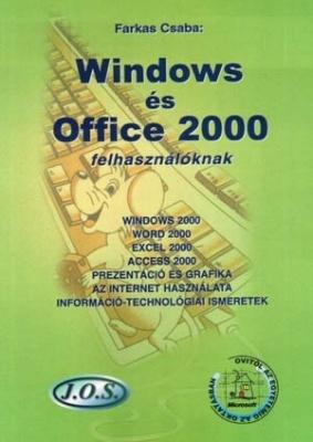 Windows XP és office 2000 felhasználóknak