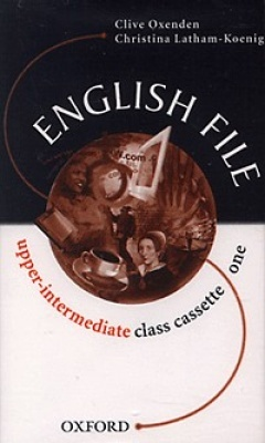 English File Upper-Intermediate Class Cassette