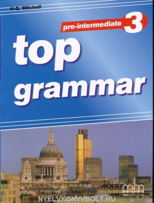 Top grammar Per-Intermediate Students book