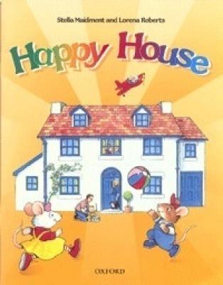Happy House 1 Tankönyv