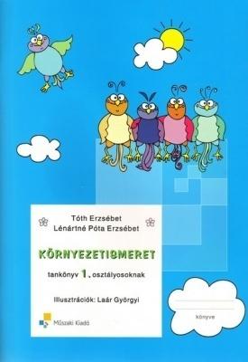 Környezetismeret 1. munkatankönyv