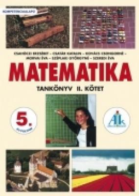 Matematika tankönyv 5. II. kötet Kompetenciaalapú
