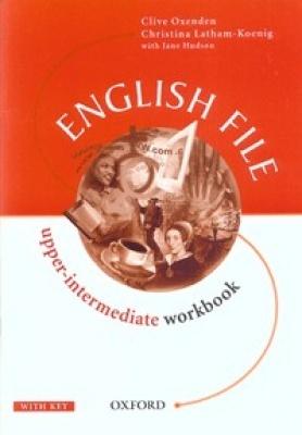 English File Upper-Intermediate WB with Key