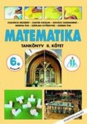 Matematika tankönyv 6. II. kötet Kompetenciaalapú