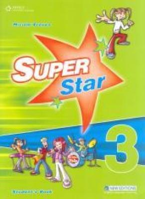 Super Star 3. Tankönyv
