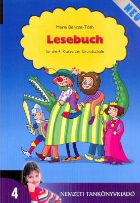 Lesebuch für die 4. Klasse der Grundschule