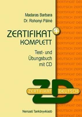 Zertifikat Komplett Test- und Übungsbuch mit audio CD