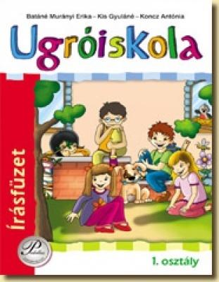 Ugróiskola - Írásfüzet