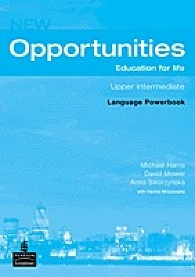 New Opportunities Upper-Intermediate L. P.book
