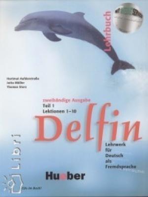 Delfin 1. Lektionen 1-10. Tankönyv és 2 audio-CD