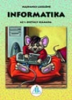 PC Peti Informatikája cd-vel