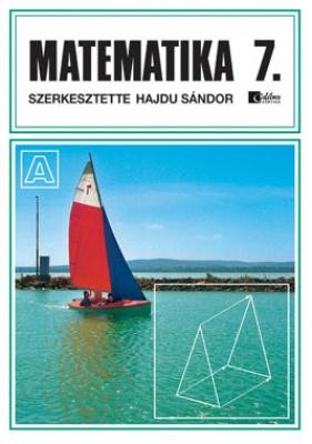 Matematika 7. tankönyv alapszint