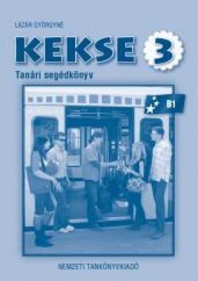 kekse 3 Tanári kézikönyv