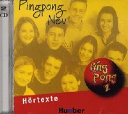 Pingpong neu 1. Audio-CD