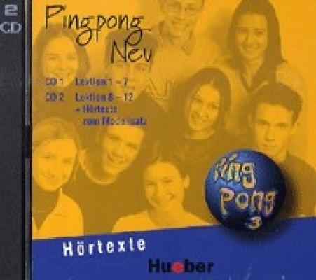Pingpong neu 3. Audio-CD