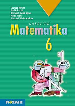 Sokszínű matematika 6.o.