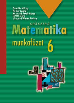 Sokszínű matematika 6.o. mf.