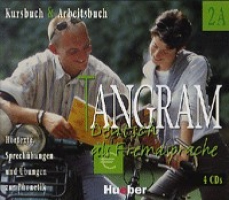 Tangram 2A Audio-CD