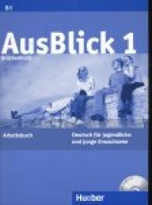 AusBlick 1 Brückenkurs Arbeitsbuch audio CD-vel