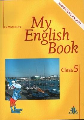 My English Book Class 5 Kompetenciaalapú