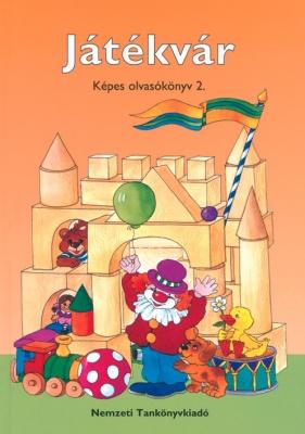 Játékvár Képes Olvasókönyv 2.