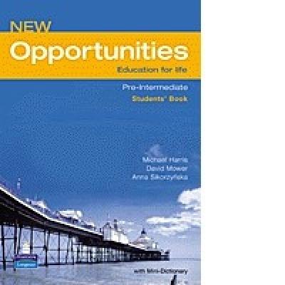 NEW OPPORTUNITIES PRE-INTERMEDIATE SB