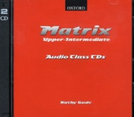 Matrix Upper-Intermediate CD